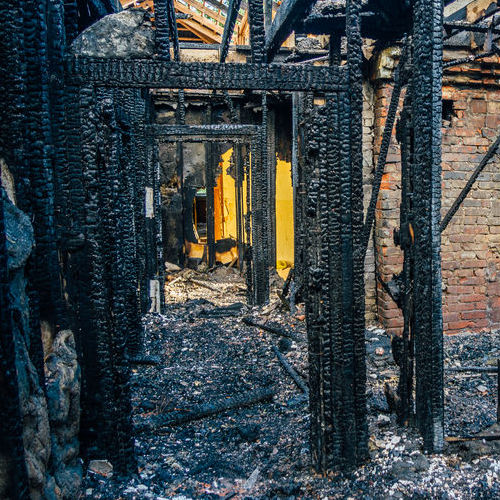 Fire Damage Can Wreak Havoc on A Home.