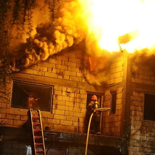 Fire Damage Can Ravage Your Home